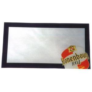 miroir publicitaire personnalisable